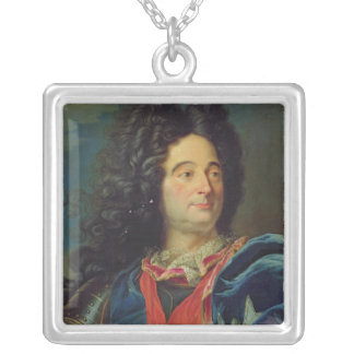 Portrait of Louis-Claude-Hector  Duke of Necklace