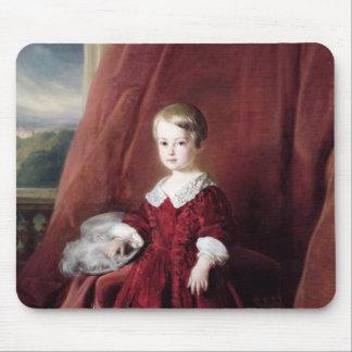 Portrait of Louis d Orleans 1845 Mousepads