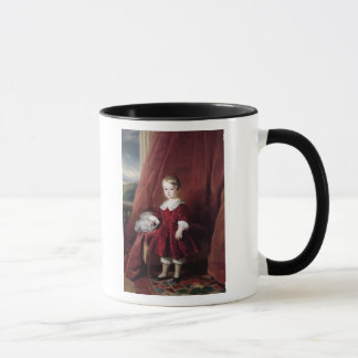 Portrait of Louis d'Orleans, 1845 Mug