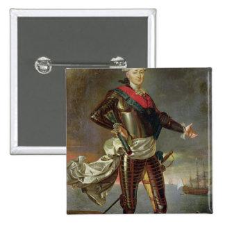 Portrait of Louis-Jean-Marie de Bourbon Buttons