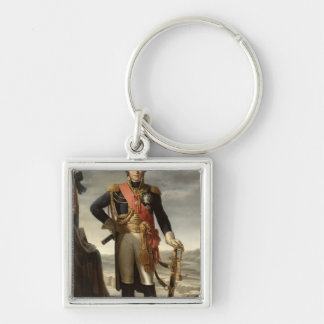 Portrait of Louis Nicolas Davout Key Chains