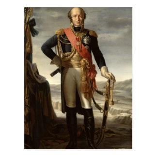 Portrait of Louis Nicolas Davout Postcard
