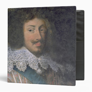 Portrait of Louis of Bourbon  Count of Soissons Binder