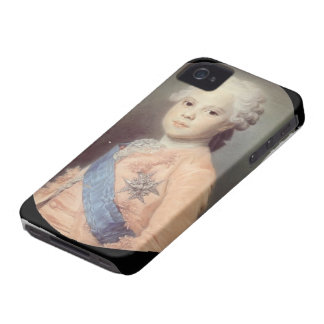 Portrait of Louis of France  by Maurice Quentin Case-Mate iPhone 4 Case