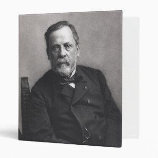 Portrait of Louis Pasteur by Nadar (Date pre-1885) Binder