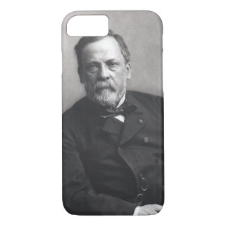 Portrait of Louis Pasteur by Nadar (Date pre-1885) iPhone 7 Case