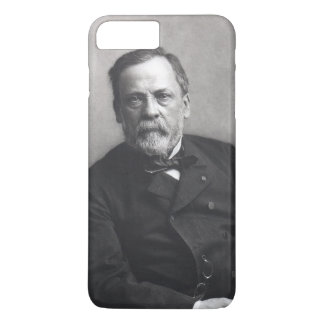 Portrait of Louis Pasteur by Nadar (Date pre-1885) iPhone 7 Plus Case
