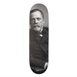 Portrait of Louis Pasteur by Nadar (Date pre-1885) Skateboard Deck