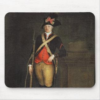 Portrait of Louis-Philippe-Joseph d'Orleans Mouse Pad