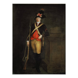 Portrait of Louis-Philippe-Joseph d'Orleans Poster