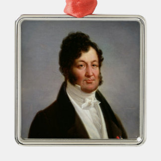 Portrait of Louis-Philippe  King of France Metal Ornament