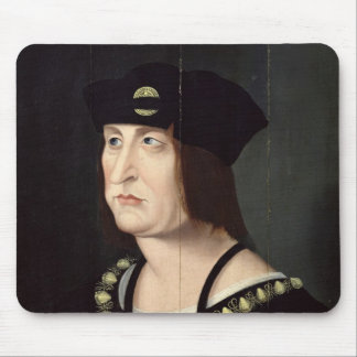 Portrait of Louis XII  King of France Mouse Pad