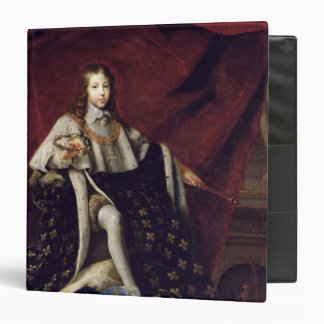 Portrait of Louis XIV  aged 10, 1648 Binder