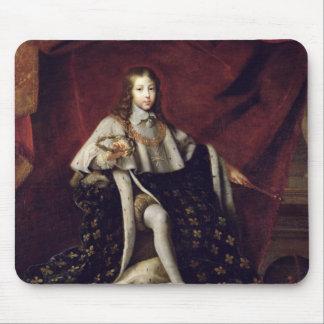 Portrait of Louis XIV  aged 10, 1648 Mouse Pad