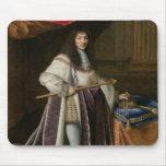 Portrait of Louis XIV Mouse Pad
