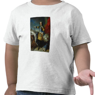 Portrait of Louis XV  King of France, c.1727 T Shirts