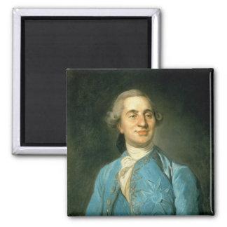 Portrait of Louis XVI  1775 Magnet