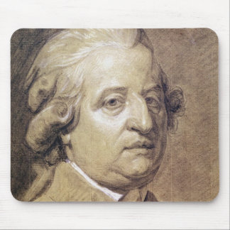 Portrait of Louis XVI  King of France Mouse Pad