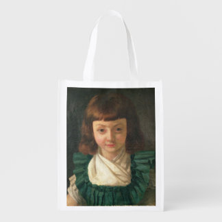 Portrait of Louis XVII  as a child, 1791 Reusable Grocery Bag
