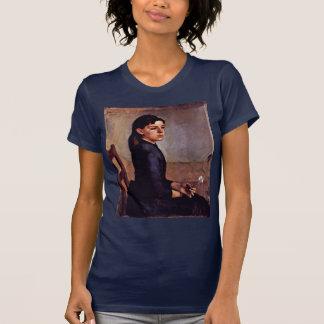 Portrait Of Louise-Delphine Duchosal Tshirt