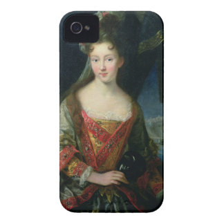 Portrait of Louise-Hippolyte (1687-1731), Princess Case-Mate iPhone 4 Case