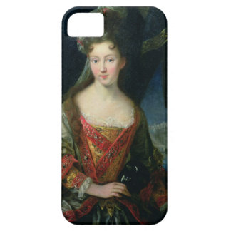 Portrait of Louise-Hippolyte (1687-1731), Princess iPhone SE/5/5s Case