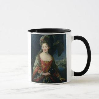 Portrait of Louise-Hippolyte (1687-1731), Princess Mug