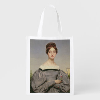 Portrait of Louise Vernet  Daughter of the Reusable Grocery Bag