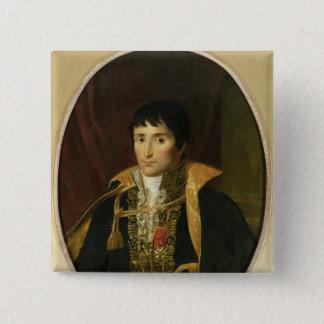 Portrait of Lucien Bonaparte Button