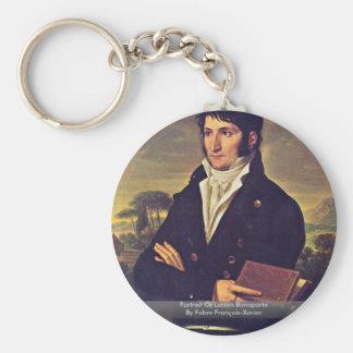 Portrait Of Lucien Bonaparte Keychains
