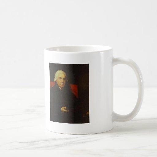 Portrait of Lucius O'Beirne by Henry Raeburn Classic White Coffee Mug