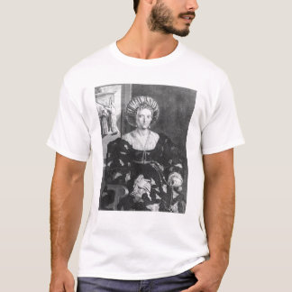 Portrait of Lucrezia Borgia T-Shirt