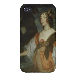 Portrait of Lucy Percy, Countess of Carlisle iPhone 4/4S Case