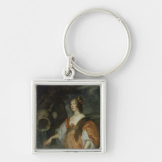Portrait of Lucy Percy, Countess of Carlisle Keychain