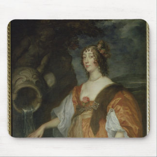 Portrait of Lucy Percy, Countess of Carlisle Mousepad