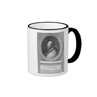 Portrait of Ludovico Ariosto Ringer Coffee Mug