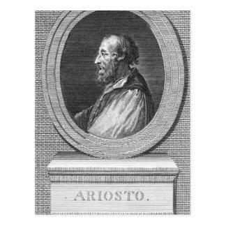 Portrait of Ludovico Ariosto Postcard
