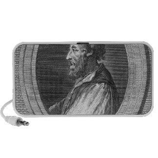 Portrait of Ludovico Ariosto Mini Speakers