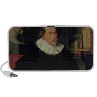 Portrait of Ludovicus Nonnius Travel Speaker