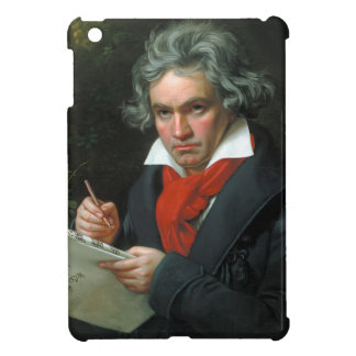 Portrait of Ludwig von Beethoven Case For The iPad Mini