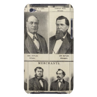 Portrait of Lumber Dealers, Minnesota Barely There iPod Case
