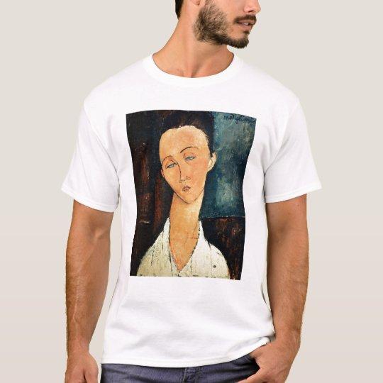 Portrait of Lunia Czechowska, 1918 T-Shirt