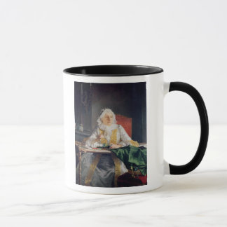 Portrait of Madame Antoine Crozat, 1741 Mug