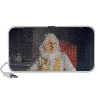 Portrait of Madame Antoine Crozat, 1741 Speakers