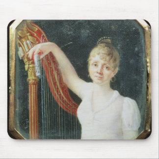 Portrait of Madame Beaumont Mouse Pad