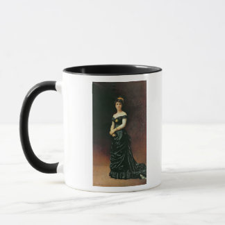 Portrait of Madame Bishoffsheim, 1877 Mug