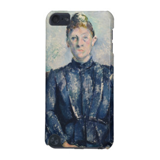 Portrait of Madame Cezanne, c.1890 (oil on canvas) iPod Touch (5th Generation) Cover