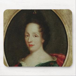 Portrait of Madame Champmesle Mouse Pad