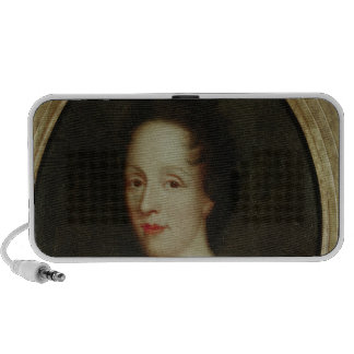 Portrait of Madame Champmesle iPhone Speaker