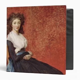 Portrait of Madame Charles-Louis Trudaine Binder